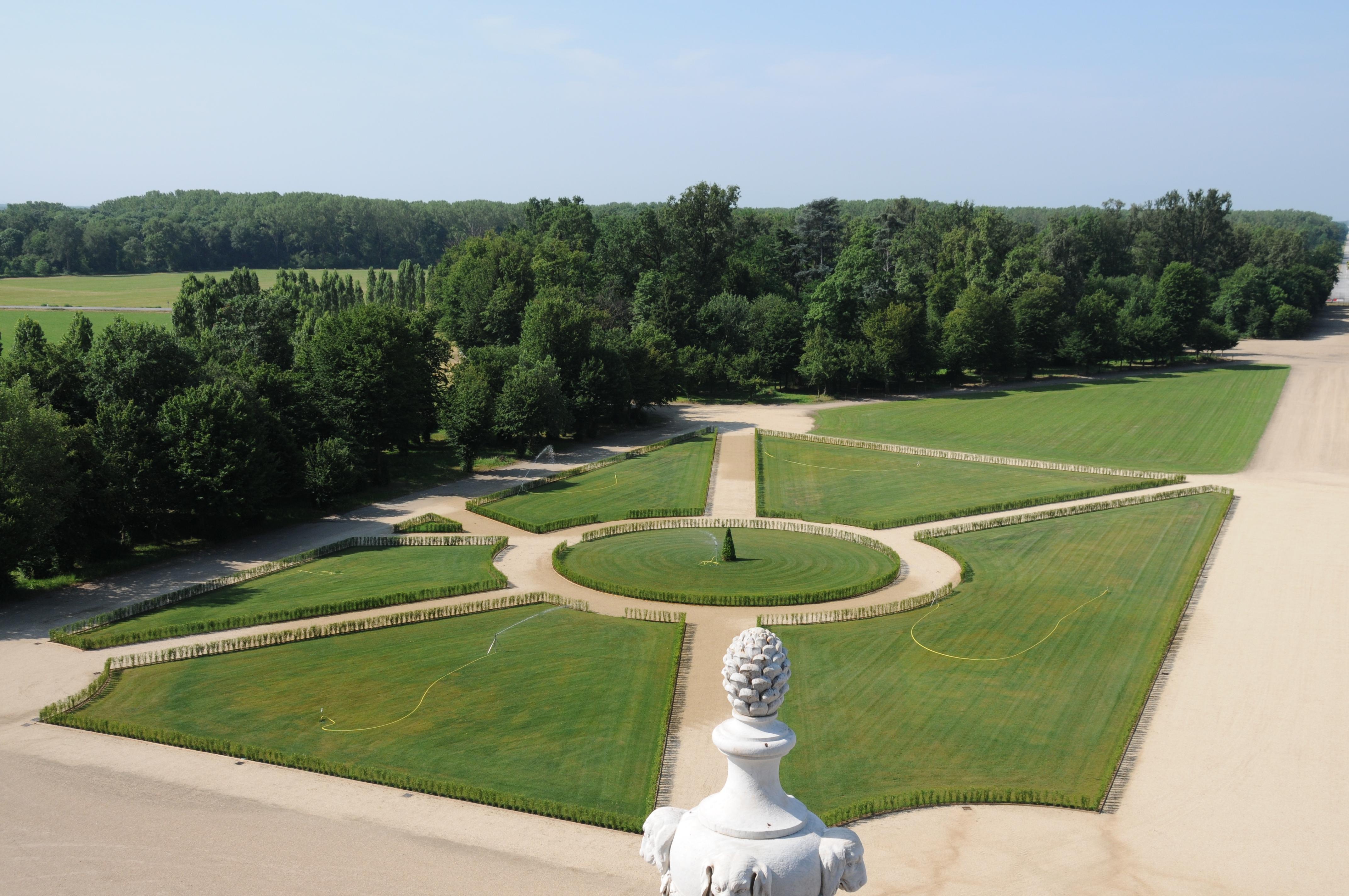 Il giardino della palazzina di caccia di stupinigi amici - Arte e giardino ...