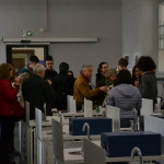 I nostri soci nel laboratorio del Muses, Museo delle Essenze